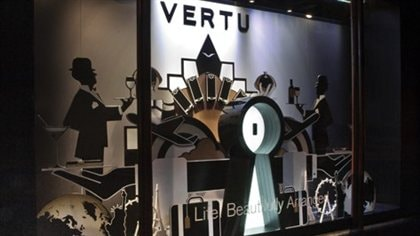 Vertu Harrods X Emily Forgot (Londres, 2011)
