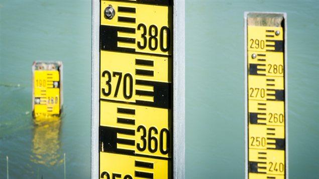 Le niveau des océans