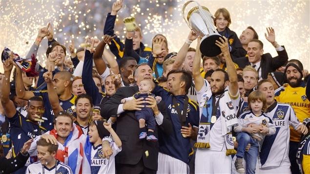 Le Galaxy de Los Angeles a remporté leur quatrième Coupe MLS de son histoire.