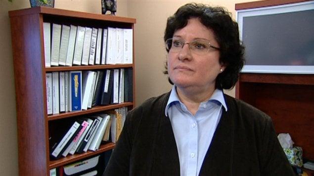 La porte-parole de l'opposition officielle en matière juridique, à la Chambre des communes, la néodémocrate, Françoise Boivin.