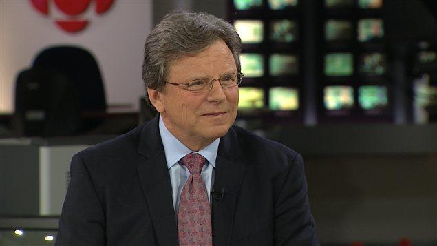 Le commissaire à la santé et au bien-être, Robert Salois