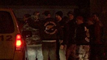 Des membres affichés des Hell's Angels se sont donné rendez-vous au bar Le Pigale du boul. Gréber, à Gatineau.