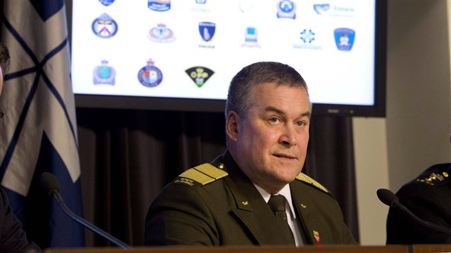 Jean Audette, ancien grand patron de la Sûreté du Québec