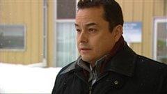 Le chef de l'Assemblée des Premières Nations du Canada, Shawn Atleo, en entrevue à Winnipeg, le 17 décembre 2012.