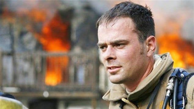 Nicholas Vachon était pompier volontaire pour la Municipalité de Clarence-Rockland.