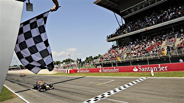 Le circuit Catalunya à Barcelone
