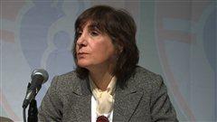 Le Dr Silvana Trifiro, spécialiste en maladies infectieuses à Santa Cabrini