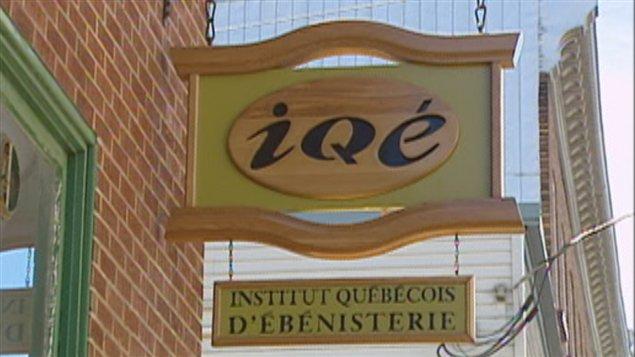 Institut québécois d'ébénisterie