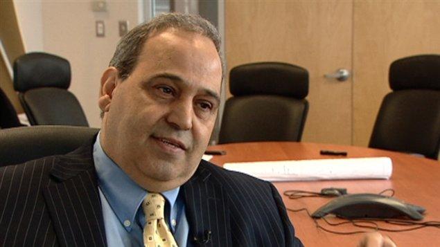 L'homme d'affaires Nader Dormani, propriétaire de Chez Henri