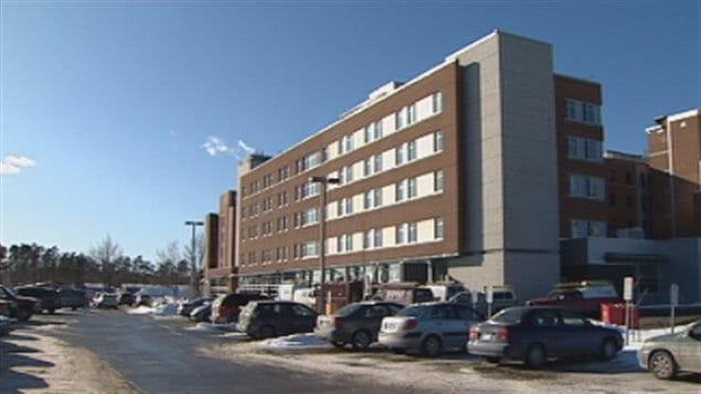 Centre hospitalier régional de Trois-Rivières