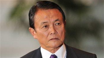 L'ancien premier ministre Taro Aso a été nommé ministre des Finances dans le nouveau gouvernement japonais