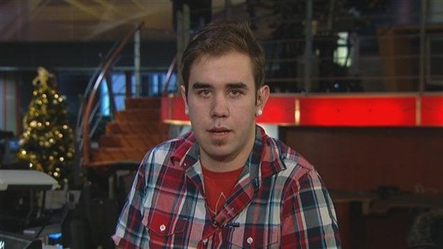 Danick Bonnette souhaite fonder une association étudiante nationale.