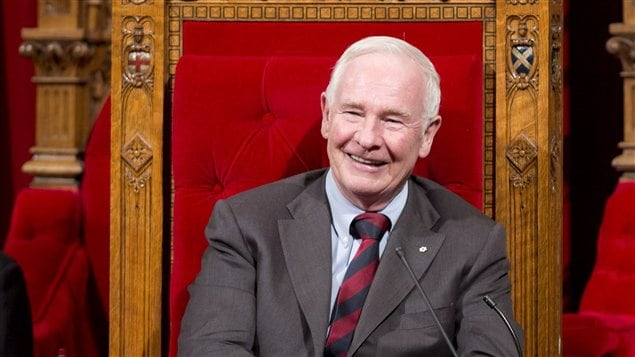 David Johnston.