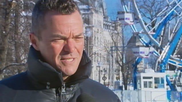 André Verreault, directeur général d'Action Promotion Grande Allée