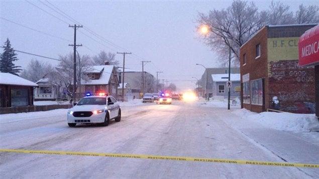 La police de Regina enquête sur un possible homicide