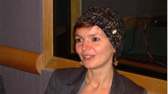 Michel Lacombe rencontre Anaïs Barbeau-Lavalette