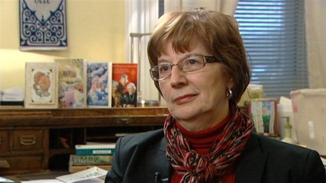 La directrice générale de La mission d'Ottawa, Diane Morrisson, quitte ses fonctions.