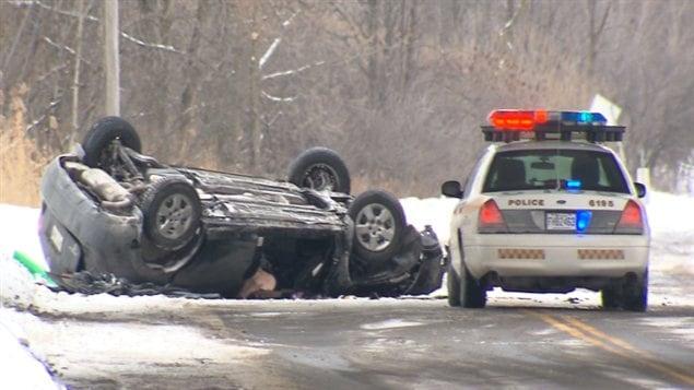 Un accident mortel sur l'autoroute 30