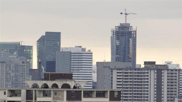 Le prix moyen des condos à diminué en 2012 à Toronto.