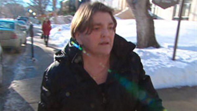 Eunice Wudrich est accusée de négligence criminelle dans la mort d'un bébé à Saskatoon