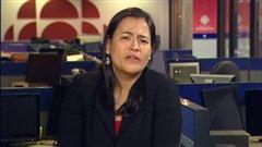 La présidente de l'Association des femmes autochtones du Canada, Michèle Audette