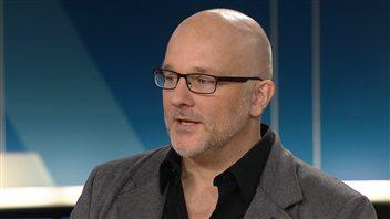 François Audet, directeur de l'Observatoire canadien sur les crises et l'aide humanitaire.