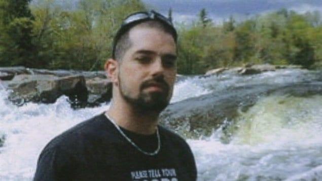 La victime, Danny Trineer