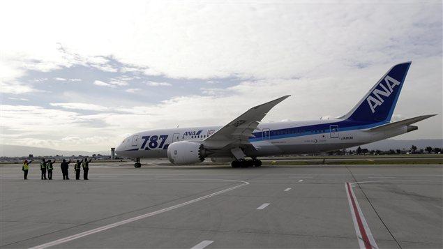 Un appareil Dreamliner de la compagnie japonaise ANA (archives)