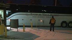 Autobus Les Tours du Vieux-Québec