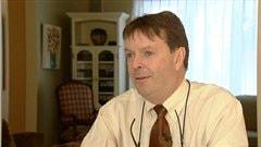 Michel Doucet, directeur de l'Observatoire international des droits linguistiques de l'Université de Moncton