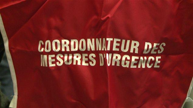 Coordonnateur, services des mesures d'urgence, hôpital de Matane