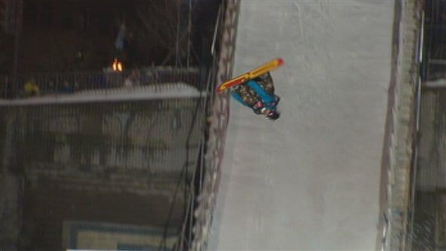 Big air 2012