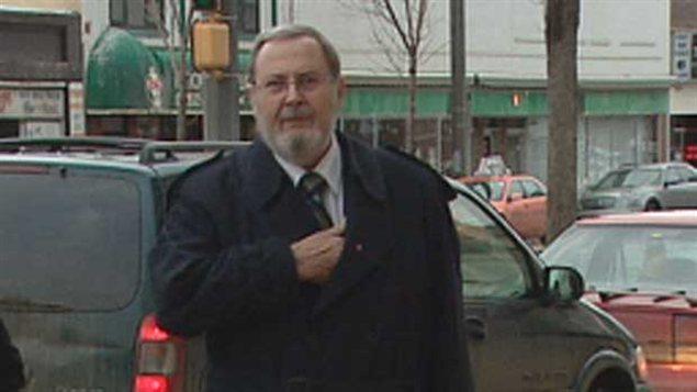 Peter Goldring à Edmonton