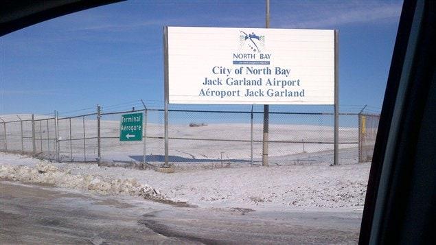 L'aéroport de North Bay