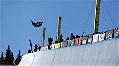 Les mondiaux de ski acro et de surf des neiges en Chine en 2021