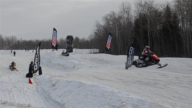 Le Grand Prix international de Snowcross à Rouyn-Noranda