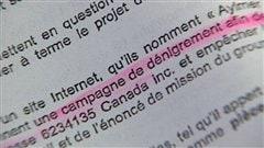 Développement DRB accuse les citoyens d'avoir organisé une «campagne de dénigrement».