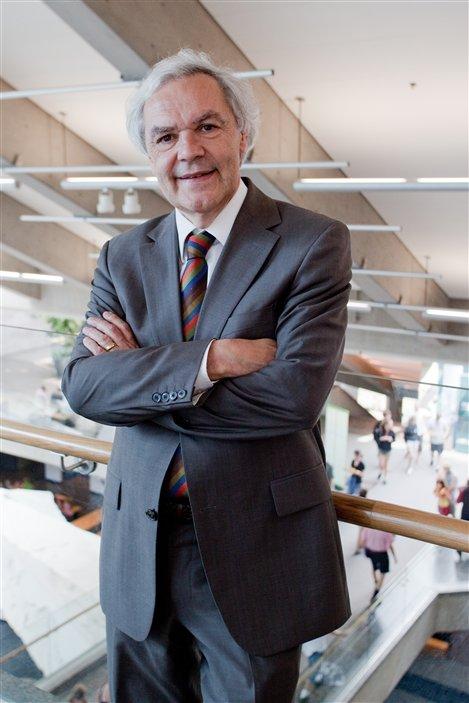 Michel Côté, directeur général du Musée de la civilisation de Québec