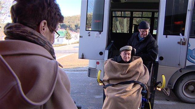 Jean-Yves Gagnon quitte le domicile pour le CHSLD de Saint-Pâcome