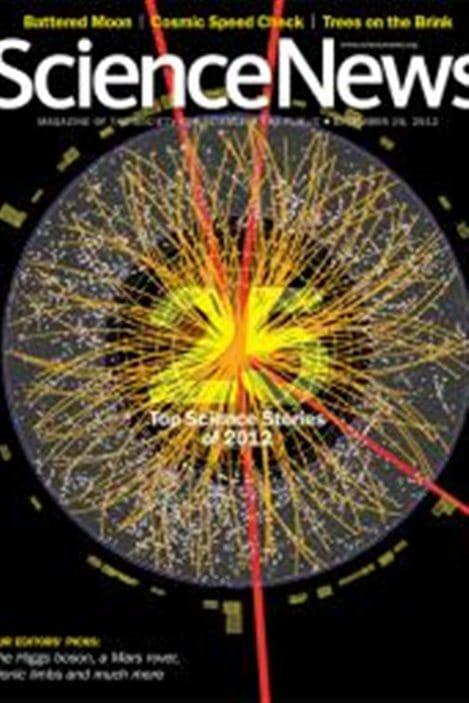 La découverte s'est classée en tête des percées scientifiques les plus importantes de l'année dernière.