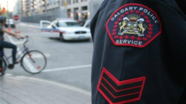 La Police de Calgary