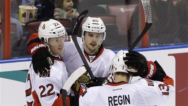Karlsson, Condra et Regin
