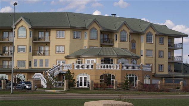 Le centre de soins pour personnes âgées Symphony Senior Living, Red Deer