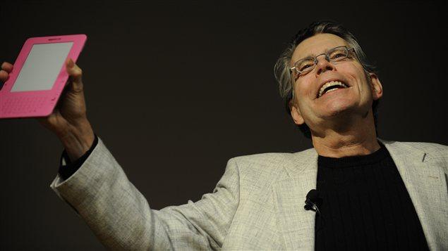 L'auteur américain Stephen King