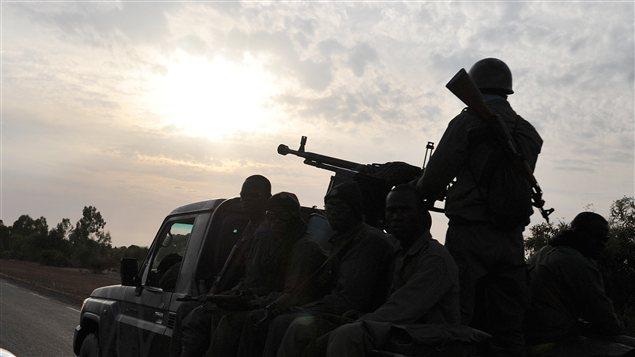 Des soldats de l'armée malienne (archives)