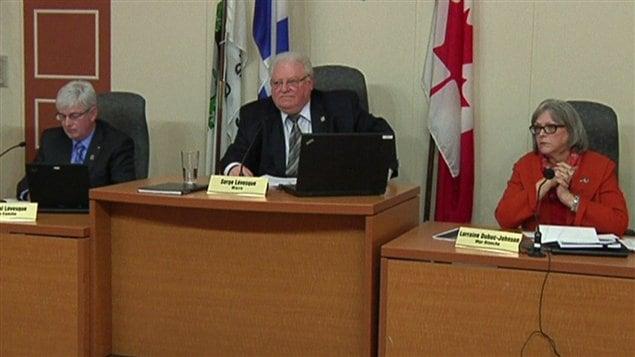 Le conseil municipal de Sept-Îles