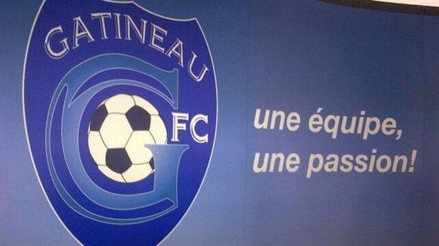 Le nouveau logo du FC Gatineau