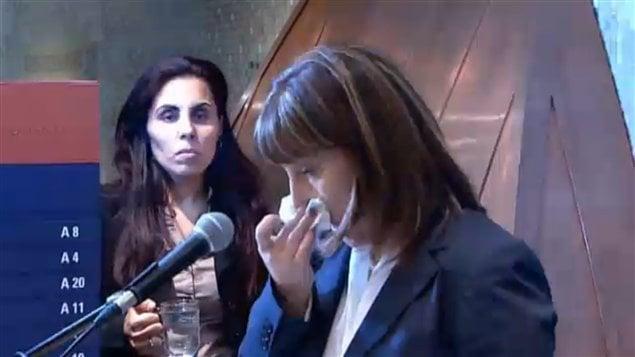 La conseillère municipale Ana Bailão