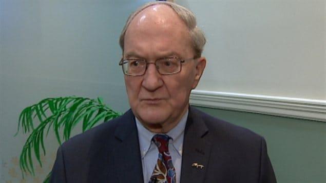 Le conseiller municipal Dale Hodges