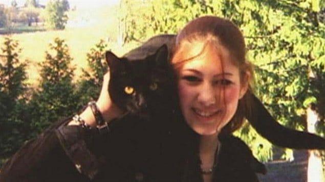 Photo de Chelsey Kayla Dawn Acorn, dont le corps a été retrouvé au nord de Hope, en Colombie-Britannique, en 2006.